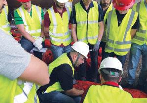 Cortland engineer providing training in the field