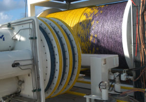Cortland synthetic coring ropes