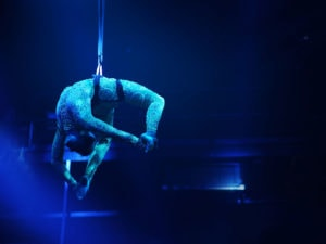 High-performance theatrical rigging